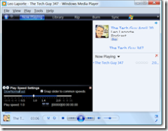 Leo Laporte - The Tech Guy 347 - Windows Media Player